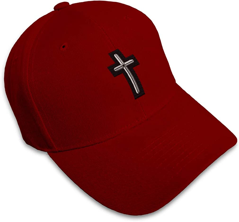 Limited time sale Baseball Cap Chaplain Cross Embroidery Insignias Military f Hats New product