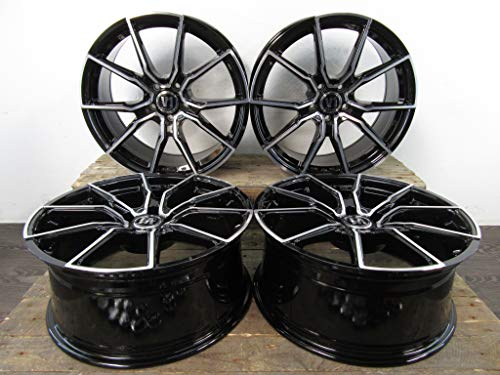 4 Alufelgen V1 Wheels V1 19 Zoll passend für 1er 2er 3er F30 E90 4er 5er F10 X1 X4 X3 Z4 NEU