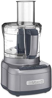 Cuisinart FP-8GMFR 8 Cup Food Processor, Gunmetal