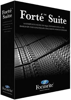 ◆最新版◆ Focusrite Forte Suite (ProTools用プラグイン)『並行輸入品』