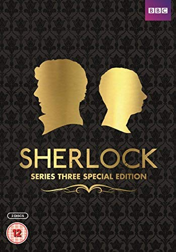 Sherlock - Series 3 (Special Edition) (3 DVDs)