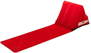 CKB Ltd® The Chill out Portable Travel Tumbona Hinchable Inflatable Lounger with Wedge Shape del Asiento Amortiguador Trasero Soporte Pillow Silla de Lumbar Camping y Festivales