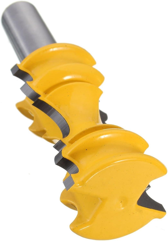 JINHUGU RB18 1 2 Zoll Schaft Hartmetall Holzbearbeitung Frser Formfrser Cutter Bit New