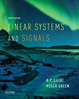 Linear Systems and Signals (Oxford Series in Electrical and Computer Engineering)
