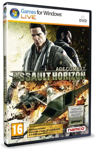 Ace Combat - Assault Horizon (Enhanced Edition) Steam Key versand per email