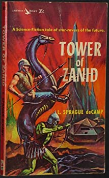 Paperback Tower of Zanid SF2 Book