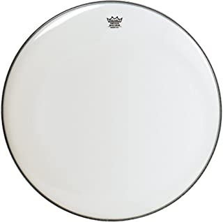 Remo Emperor Smooth White Bass Drumhead, 16