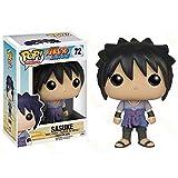 QToys Funko Pop! Naruto Shippuden #72 Sasuke Chibi...