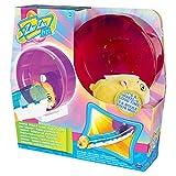 Splash Toys - Peluche Zhu Zhu Pets Wheel et Tunnel - Roue et Tunnel pour Hamster (modèle aléatoire)
