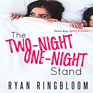 The Two-Night One-Night Stand audiobook cover art