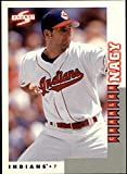 1998 Score Rookie Traded #54 Charles Nagy MLB Baseball Trading Card. rookie card picture