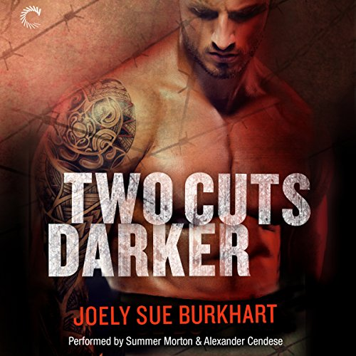 Two Cuts Darker audiobook cover art