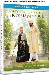 Victoria & Abdul Blu-ray + DVD + Digital