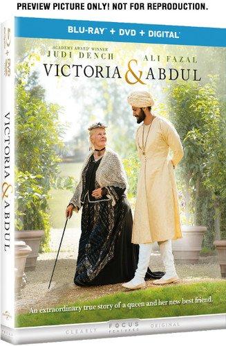 Victoria & Abdul [Blu-ray]