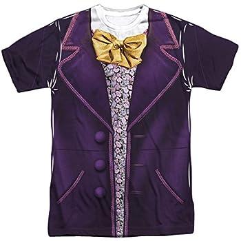 Trevco Willy Wonka & The Chocolate Factory Wonka Costume Adult T-Shirt X-Large