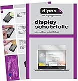 dipos I 2X Schutzfolie klar kompatibel mit Lenovo Yoga 520 Folie Bildschirmschutzfolie