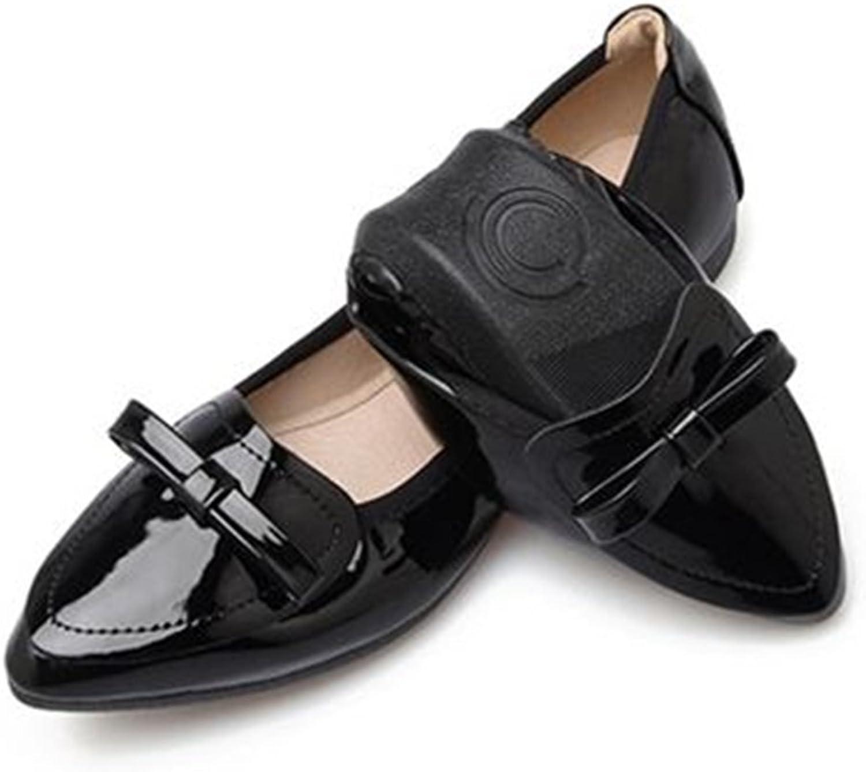 Edv0d2v266 Women's Fashion shoes Foldable Ballet shoes Woman Causal Women shoes