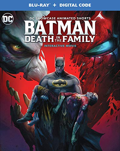 Batman: Death in the Family (DC) [USA] [Blu-ray]