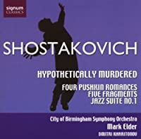Hypothetically Murdered by DIMITRI SHOSTAKOVICH (2004-10-26)