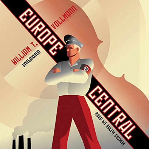 Europe Central audiobook cover art