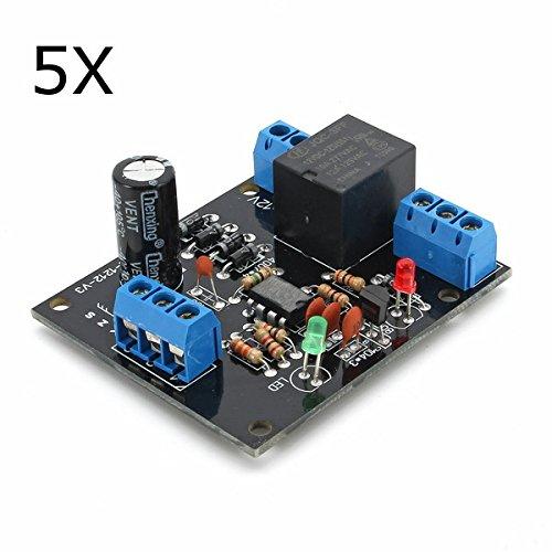U – 5 stuks 12 V DC waterpas regelaar sensor waterreservoir automatische drainage