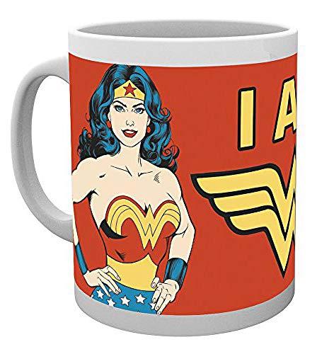 I Am Wonder Woman Mug, Officially Licensed