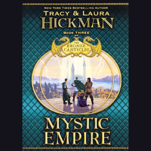 Mystic Empire audiobook cover art