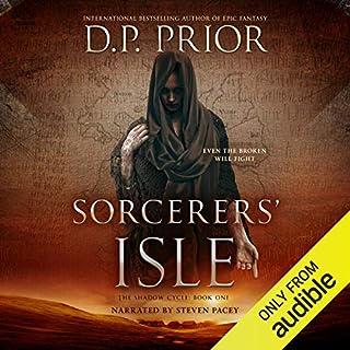 Sorcerers' Isle cover art