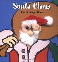 Finger Puppet Holiday 8c Clip Strip: Santa Claus: Finger Puppet Book (Little Finger Puppet Board Books)