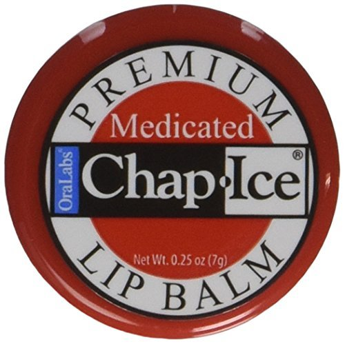 Chap Ice Premium Medicated Lip Balm - Cold Sore Formula, 0.5,(OraLabs) by Chap Ice