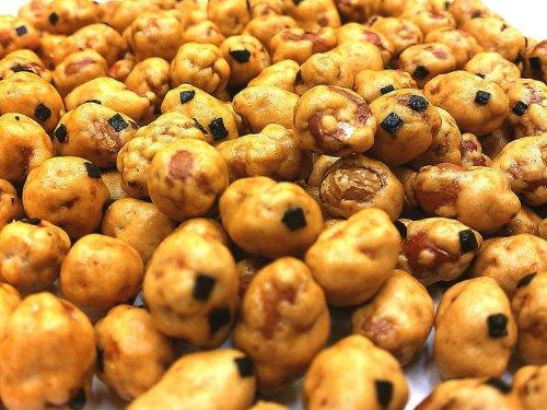 黒田屋 醤油味ピーナッツ チャック袋 九州工場製造品 500g