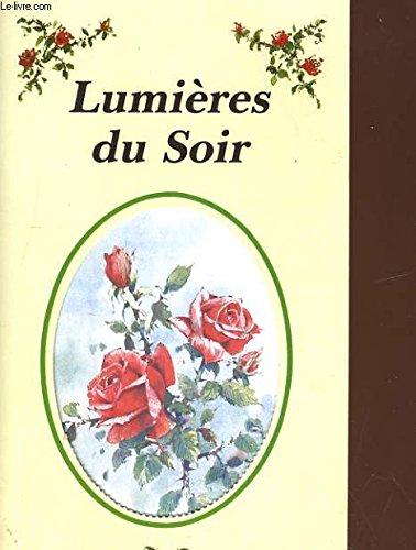 Lumieres du soir (carte-livre pour ceux qui sont dans le deuil)