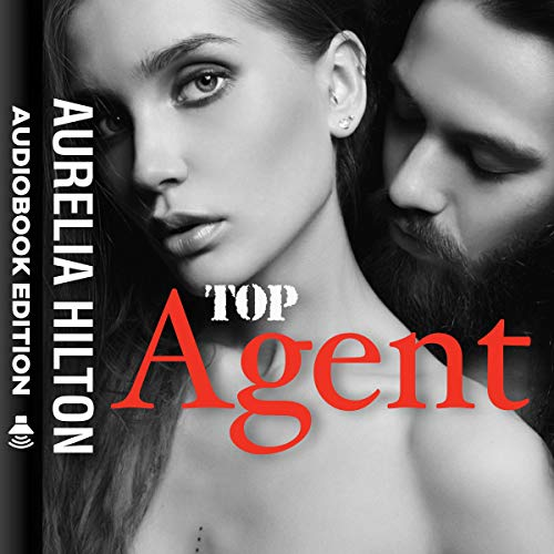 Top Agent audiobook cover art
