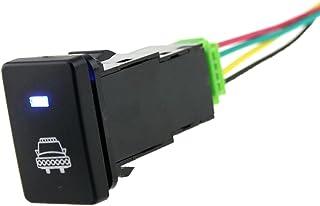MagiDeal Dc 12 V Voltmetro A Bilanciere Pannello Test Batterie Protodotti Adatto a Auto Barca Doppio