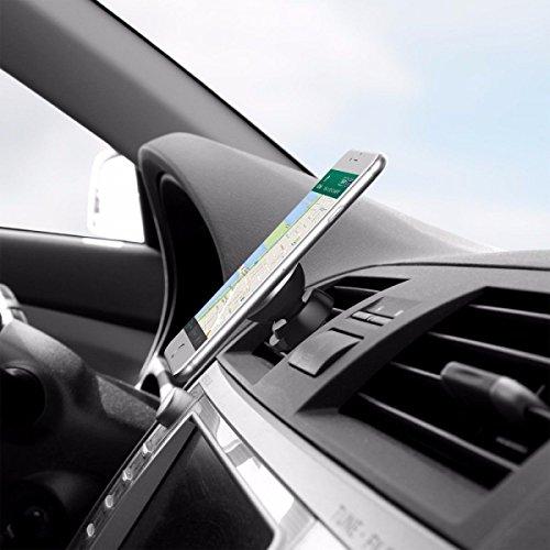Soporte magnético universal para salpicadero de coche, para teléfono móvil iPhone o Android