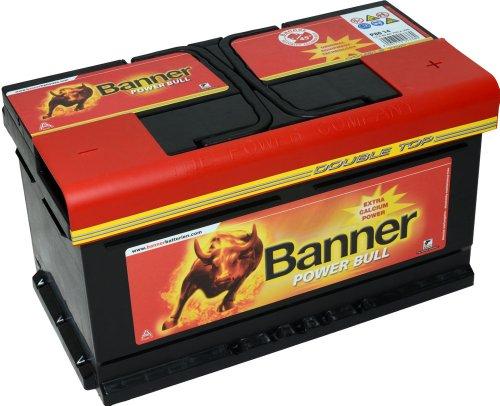 Banner P8014 Power Bull 110 calcio & Spill Backfire protetto batteria
