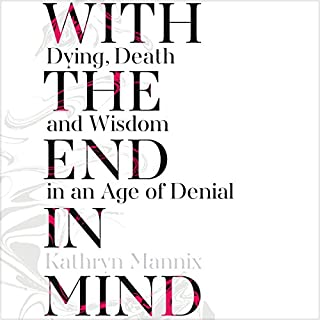 With the End in Mind cover art