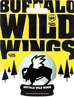 Buffalo Wild Wings Gift Card