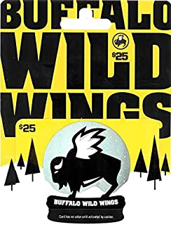 wild wings gift card