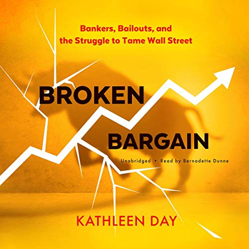 Couverture de Broken Bargain