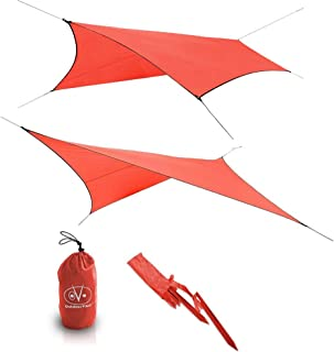 Outdoor Vitals Ultralight Tarp for Hammock/Shelter