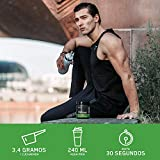 Creatina Optimum Nutrition - Sin Sabor - Bote de 317 gr - Dos Meses - Creatina ON de Alta Calidad - Extra de Energía y Fuerza para Atletas y Deportistas.
