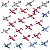 Aviones planeadores deslizantes para lotes de Regalos,Flying Glider Plane Set, Regalo de Cumpleaños para Niños, Rellenos de Bolsas de Fiesta, Regalos, etc