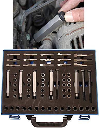 BGS 8653 | Reparatursatz für Glühkerzengewinde | M8 - M9 - M10 - M12