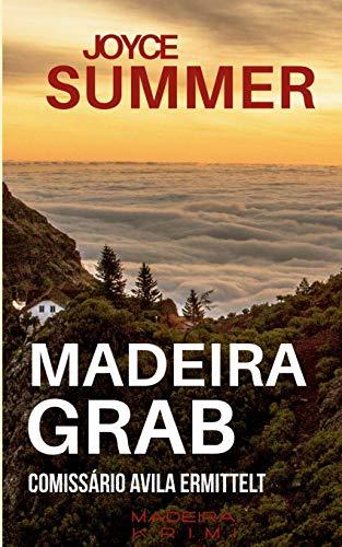 Image of Madeiragrab: Comissário Avila ermittelt (Avila Mysteries)
