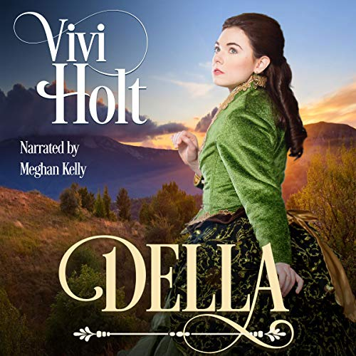 Della audiobook cover art