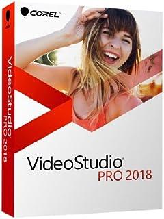 Corel VideoStudio 2018 Pro - Software de video (1 licencia(s), Plurilingüe, Caja, 4096 MB, 4096 MB, 8192 MB)