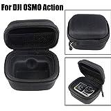 Zeshlla for DJI OSMO Action Camera Bag, Portable Mini Hard Storage Case Bag for DJI OSMO Action Camera [Shockproof] [Full Protection]