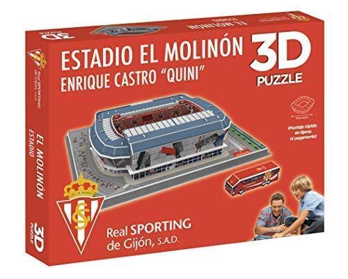 Eleven Force Puzzel 3D Stadion van de molen (10803)