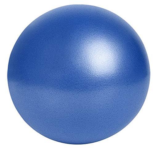 ZAQI - Pelota de fitness para pilates, pelota pequeña para embarazo, 25 cm, bola antiestallido, extra resistente, para gimnasio de oficina